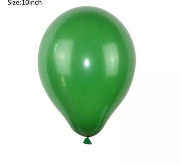 Groene ballon