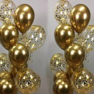 Glitter and Glamour ballonnen