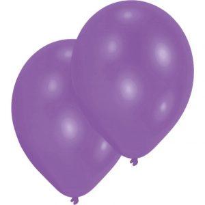 Violet ballon