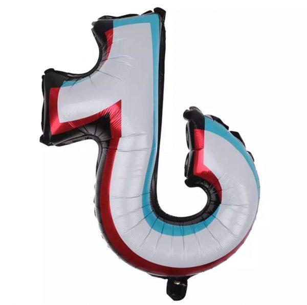 Folie ballon TikTok