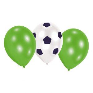 Voetbal ballonnen