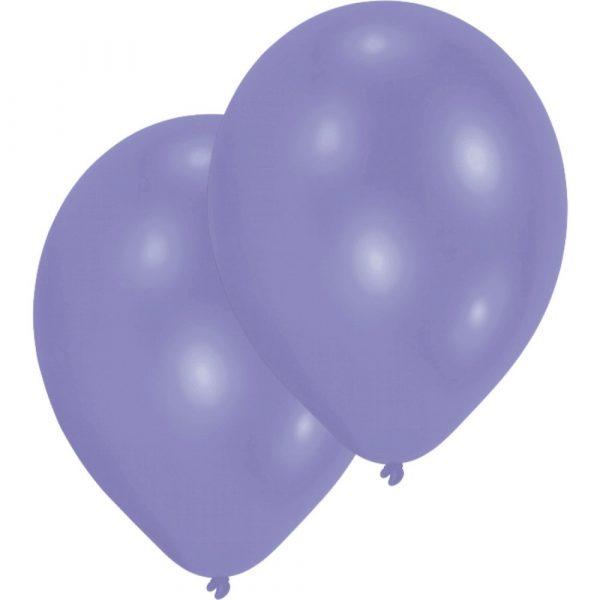 Paarse ballon