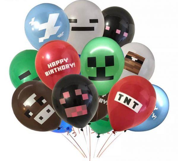 Ballonnen Minecraft