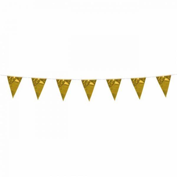 Gouden slinger