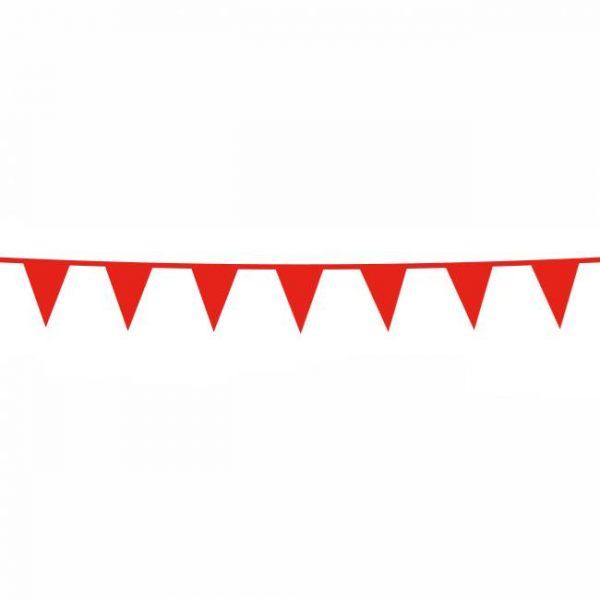 Rode slinger